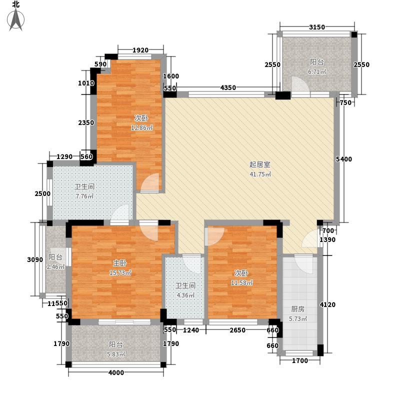 万科城市高尔夫花园别墅125.02㎡万科城市高尔夫花园别墅户型图紫荆园18-3023室2厅2卫1厨户型3室2厅2卫1厨