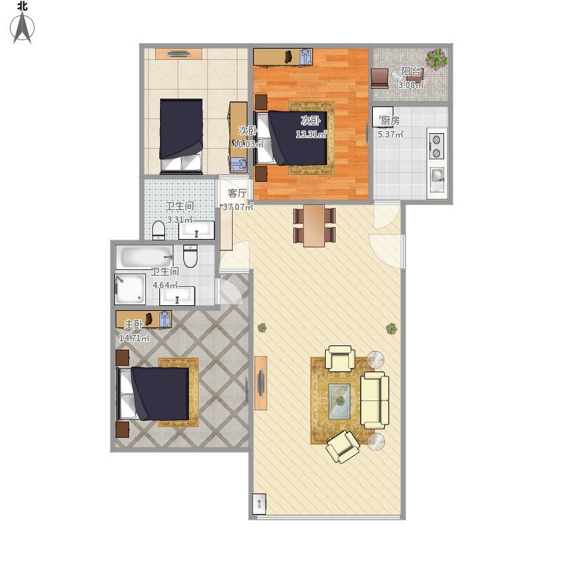 四川-紫晶悦城-设计方案