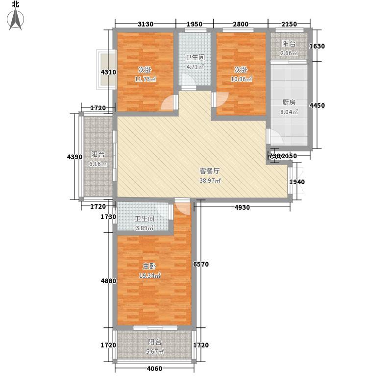 新丰景133.25㎡新丰景户型图3室2厅1厨2卫133.25西3室2厅2卫1厨户型3室2厅2卫1厨