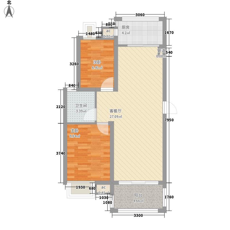 金达滨江锦园79.70㎡金达滨江锦园户型图B1户型2室2厅1卫1厨户型2室2厅1卫1厨