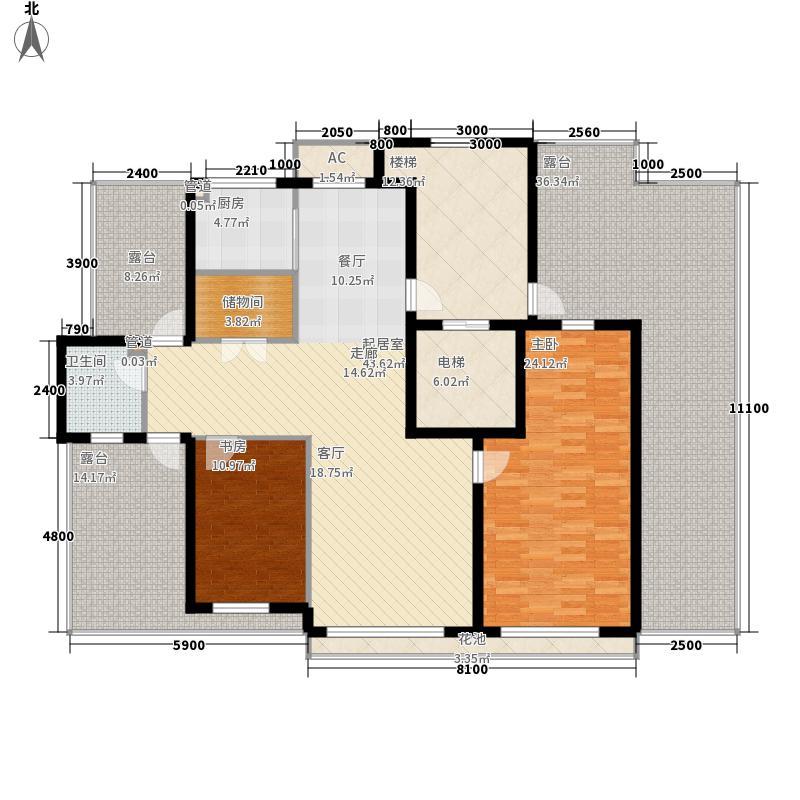 绿色家园90.00㎡绿色家园户型图U户型2室2厅1卫户型2室2厅1卫