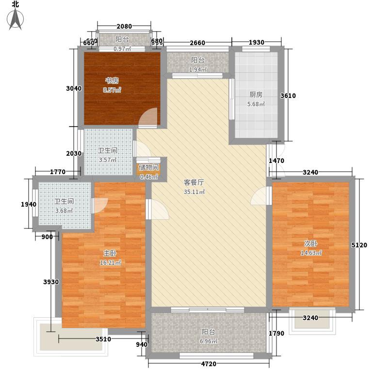 恒基・都市森林140.40㎡恒基・都市森林C户型3室2厅2卫1厨140.40㎡户型3室2厅2卫1厨