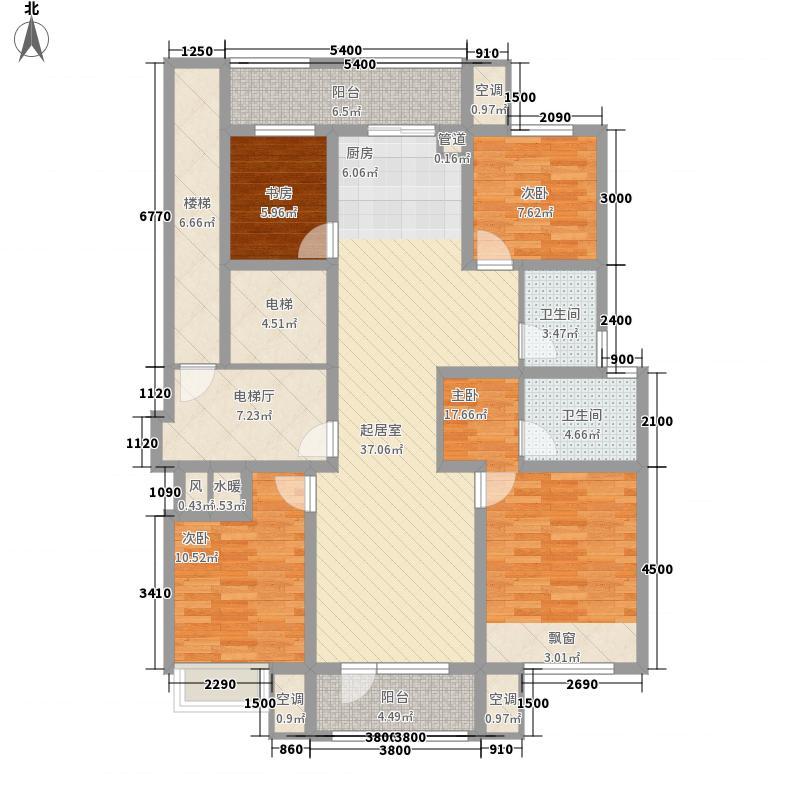 永定河孔雀城英国宫112.00㎡维多利亚新V5户型3室2厅2卫1厨