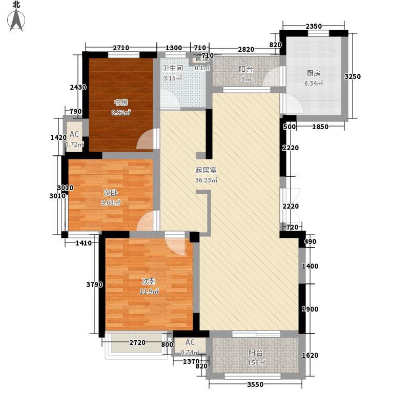 盛和花半里122.00㎡盛和花半里户型图E户型3室2厅1卫1厨户型3室2厅1卫1厨
