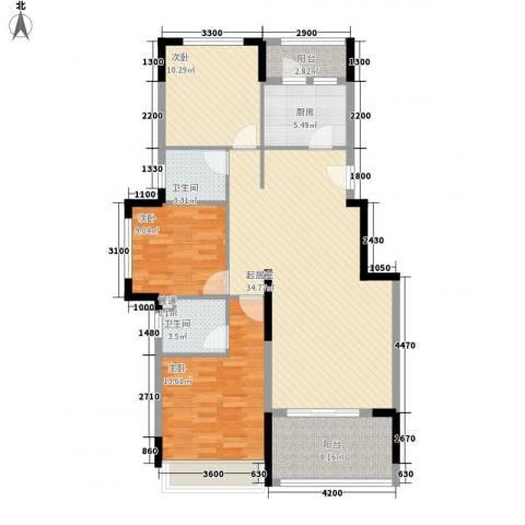 格林童话世界别墅3室0厅2卫1厨112.00㎡户型图
