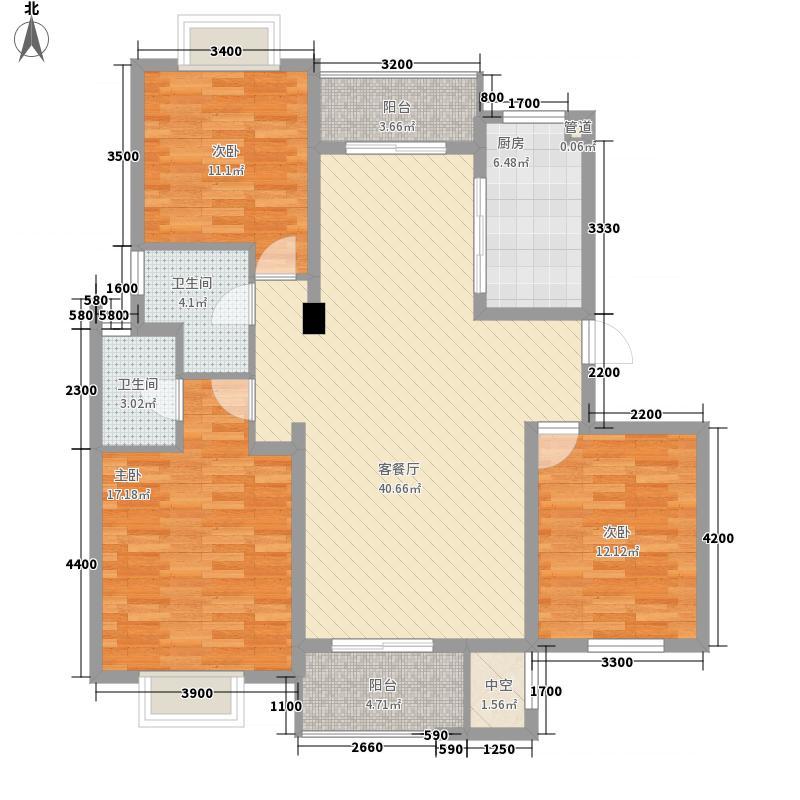 宁海里三期142.00㎡宁海里三期户型图3室户型图3室2厅2卫1厨户型3室2厅2卫1厨