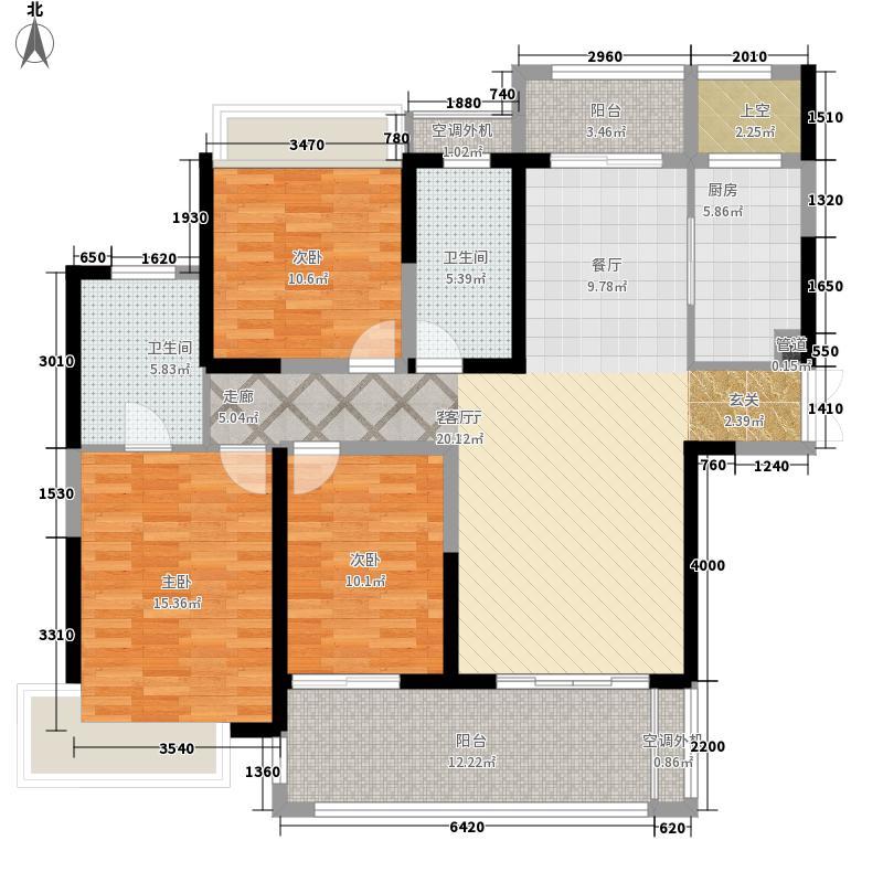 玖珑湾小区三房两厅两卫