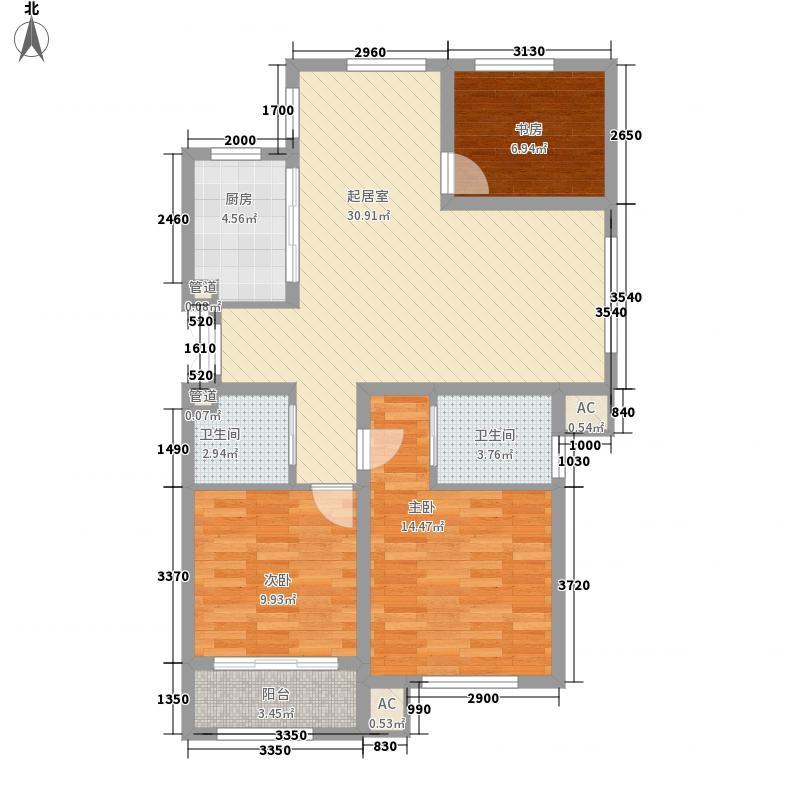 郡城龙泉湾113.00㎡郡城龙泉湾E户型3室2厅2卫1厨113.00㎡户型3室2厅2卫1厨