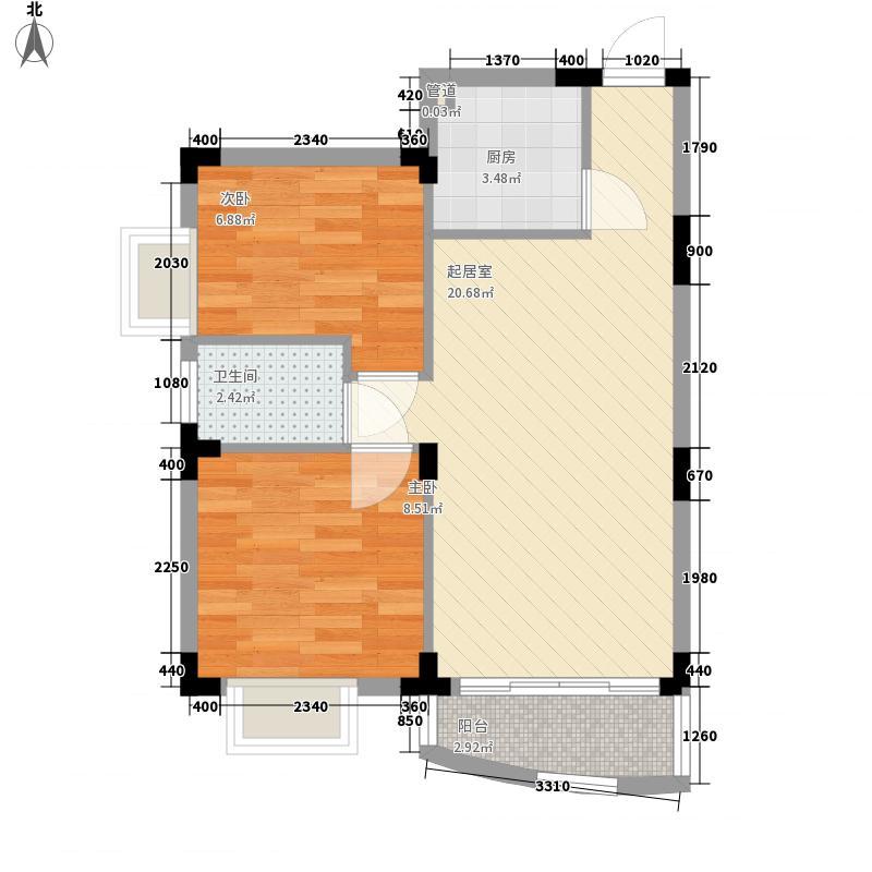 金洲嘉丽园深圳金洲嘉丽园一期户型图1户型10室