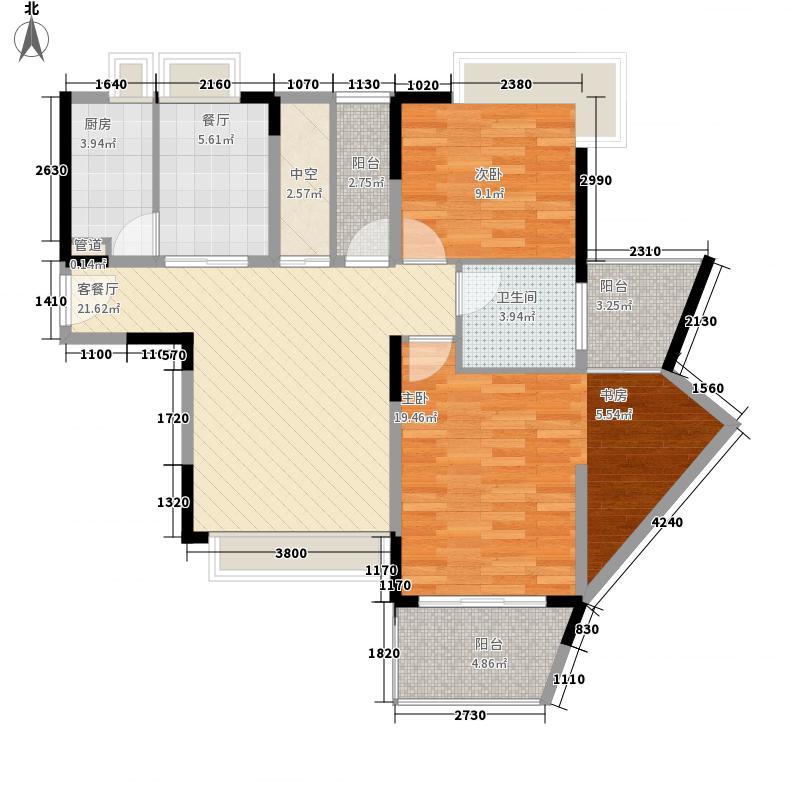 慢城三期深圳承翰慢城三期户型图11户型10室