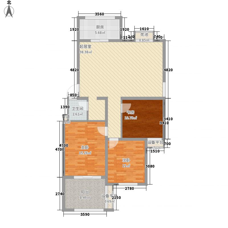 如意家园如意家园户型10室