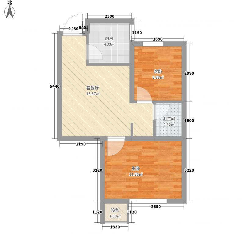 如意小区如意小区6户型10室