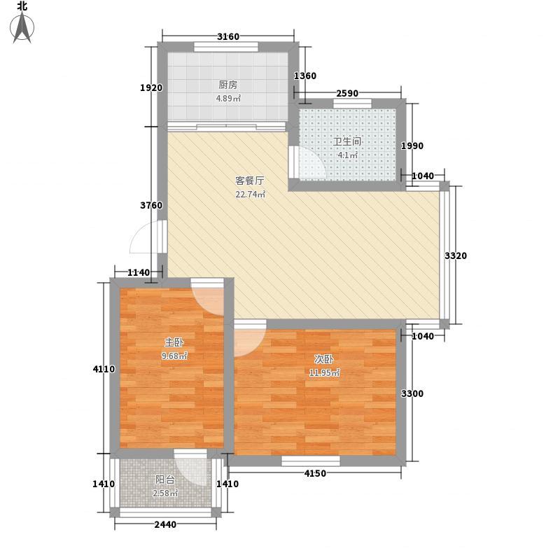 敦豪海郡82.00㎡敦豪海郡户型图户型图3室2厅1卫1厨户型3室2厅1卫1厨