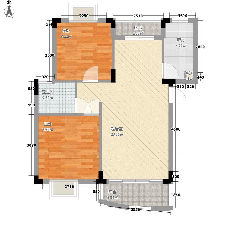 金洲嘉丽园深圳金洲嘉丽园一期户型图6户型10室