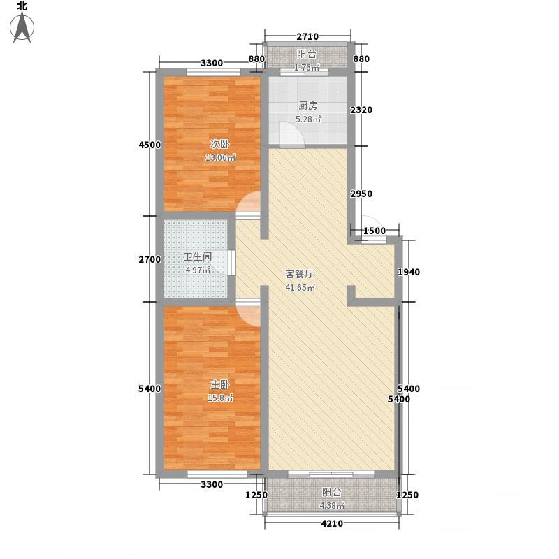 世代锦绣园世代锦绣园户型图2室2厅户型10室