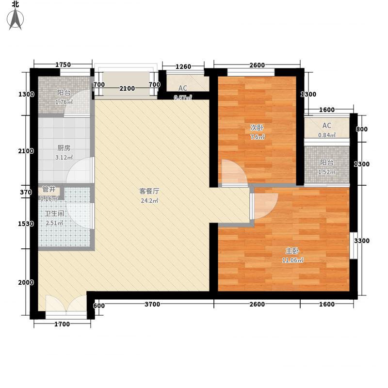 东亚望京中心东亚望京中心10室户型10室