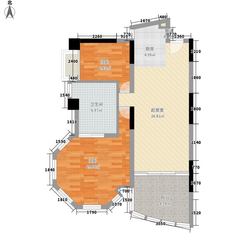 海世界深圳海世界户型图4户型10室