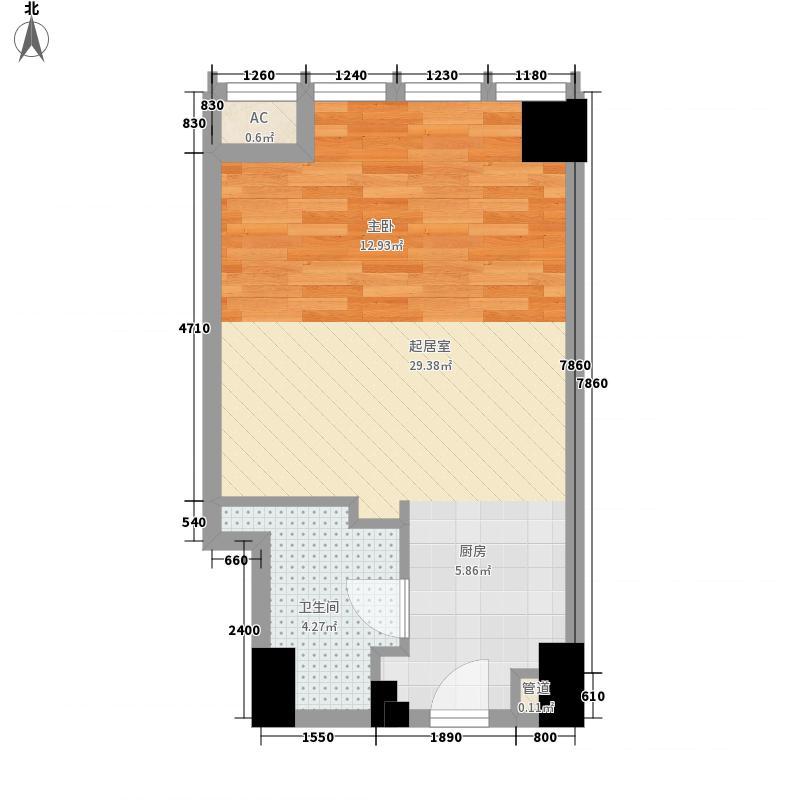风尚蓝湾风尚蓝湾户型图1室户型图1室1厅1卫1厨户型1室1厅1卫1厨