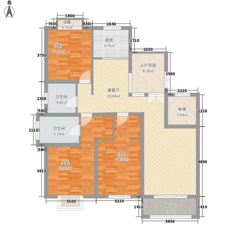 华德力运河城141.00㎡华德力运河城户型图B1-2户型3房2厅2卫1厨3室2厅2卫1厨户型3室2厅2卫1厨