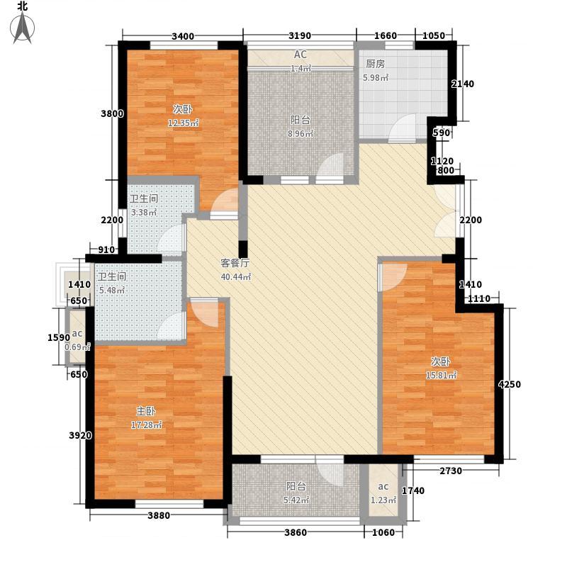 海航叠山院102、104、109号楼A标户型