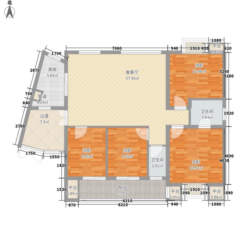 世欧王庄2#、3#楼1、4单元户型