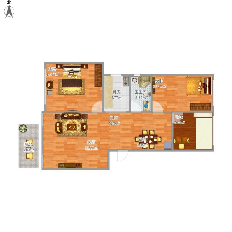 舟山-银亿璞园-设计方案