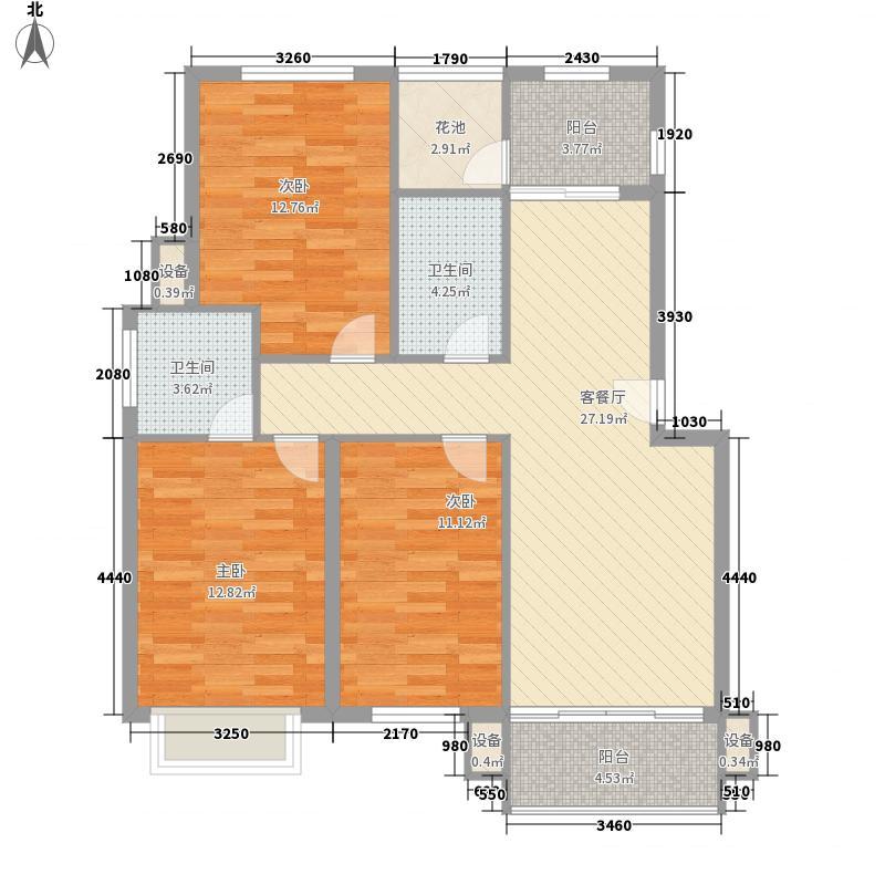 华德力运河城117.01㎡华德力运河城户型图E户型3室2厅2卫1厨3室2厅1卫1厨户型3室2厅1卫1厨