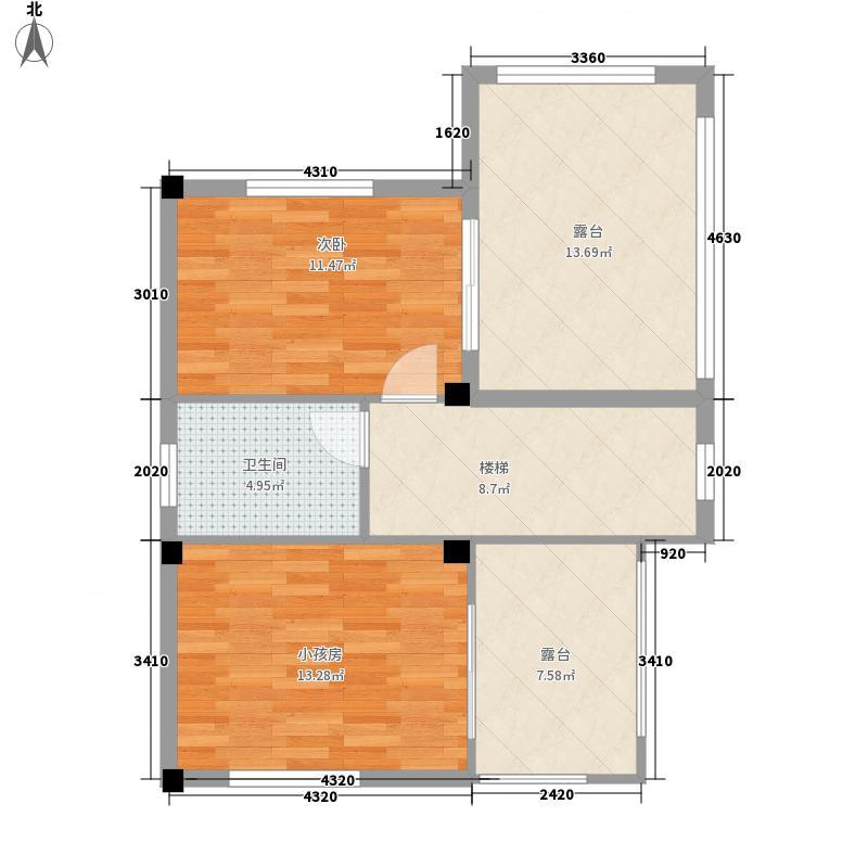 灏昌园190.00㎡灏昌园户型图A户型3F4室2厅户型4室2厅