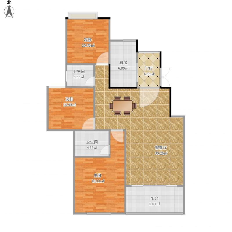 北城华府7号楼5号房、11号楼6号房
