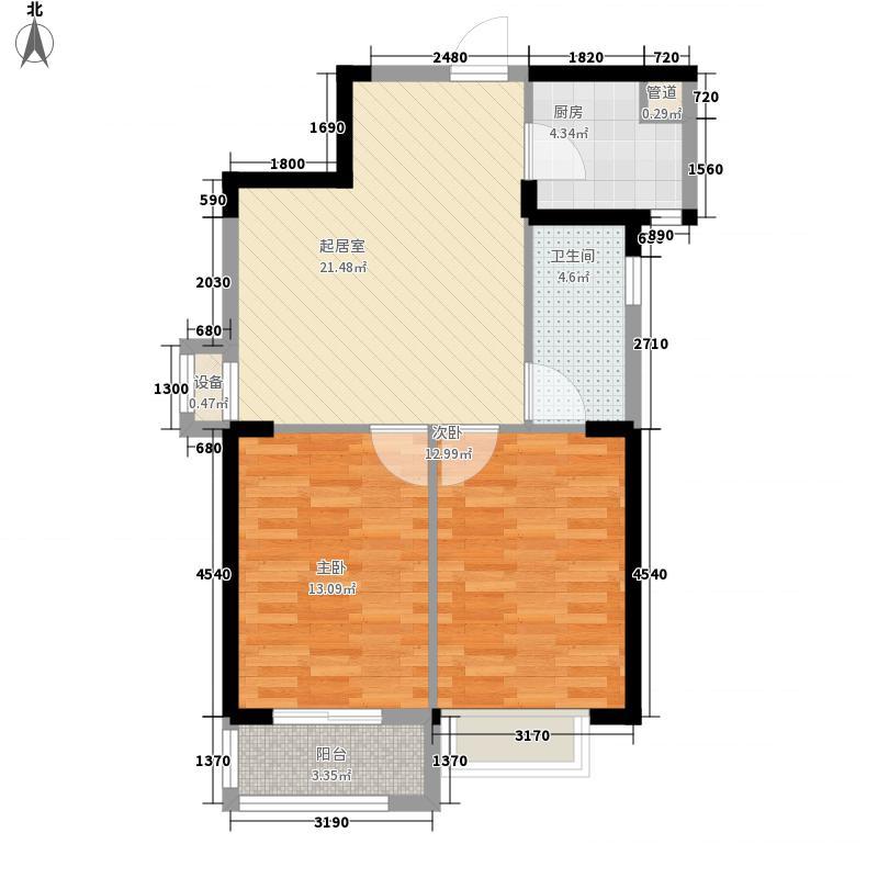 瑞和山水居86.10㎡瑞和山水居户型图B户型2室2厅1卫1厨户型2室2厅1卫1厨