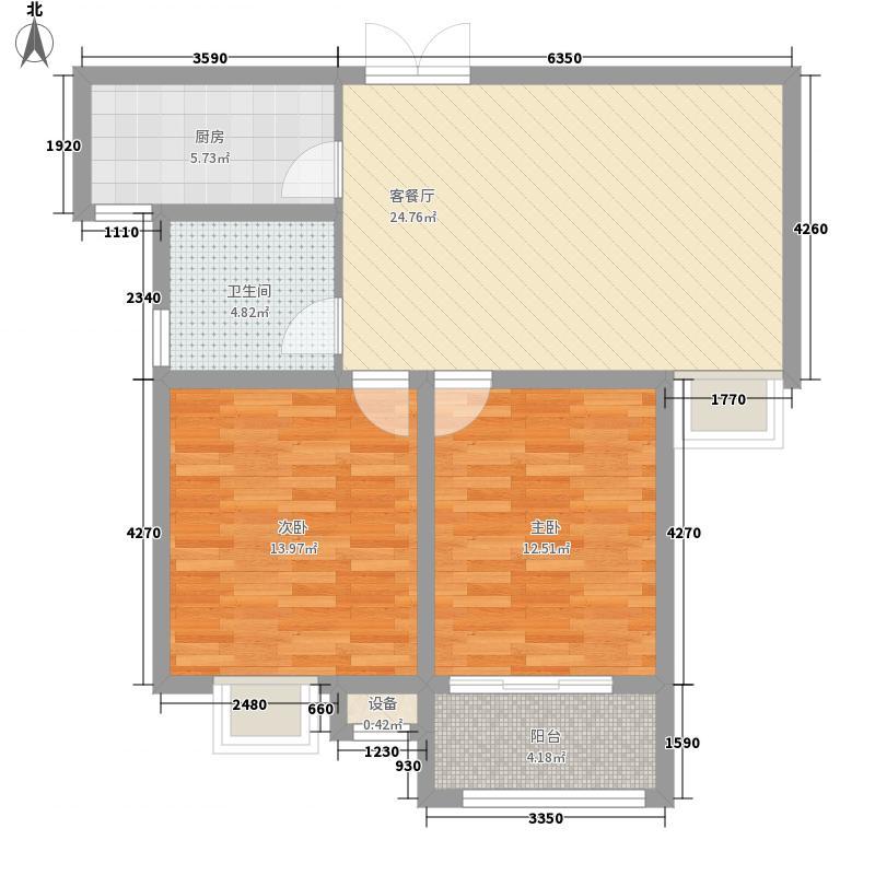 中和龙郡95.03㎡中和龙郡户型图D3/F3户型2室2厅1卫1厨户型2室2厅1卫1厨
