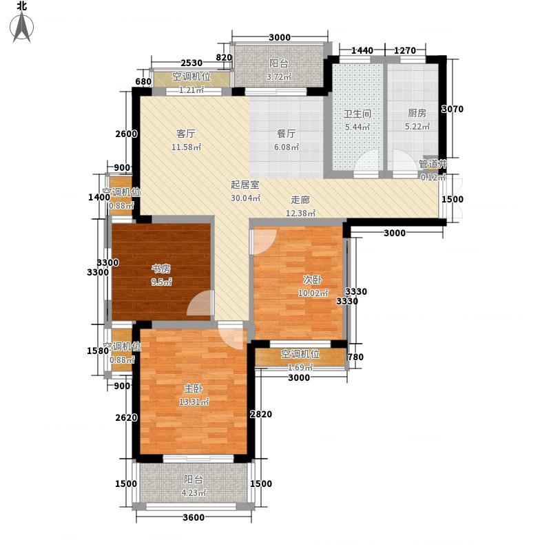 昆仑橡树园昆仑橡树园户型图3室户型图3室2厅1卫1厨户型3室2厅1卫1厨