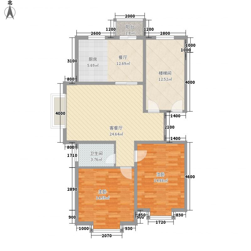 民安康城民安康城户型图2室2厅1卫户型10室