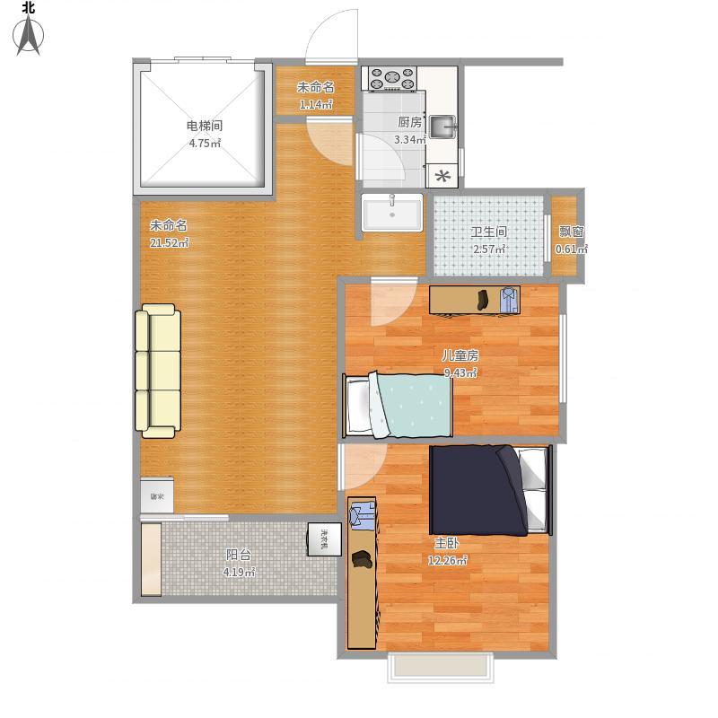 全国-长沙晨兴家园-设计方案