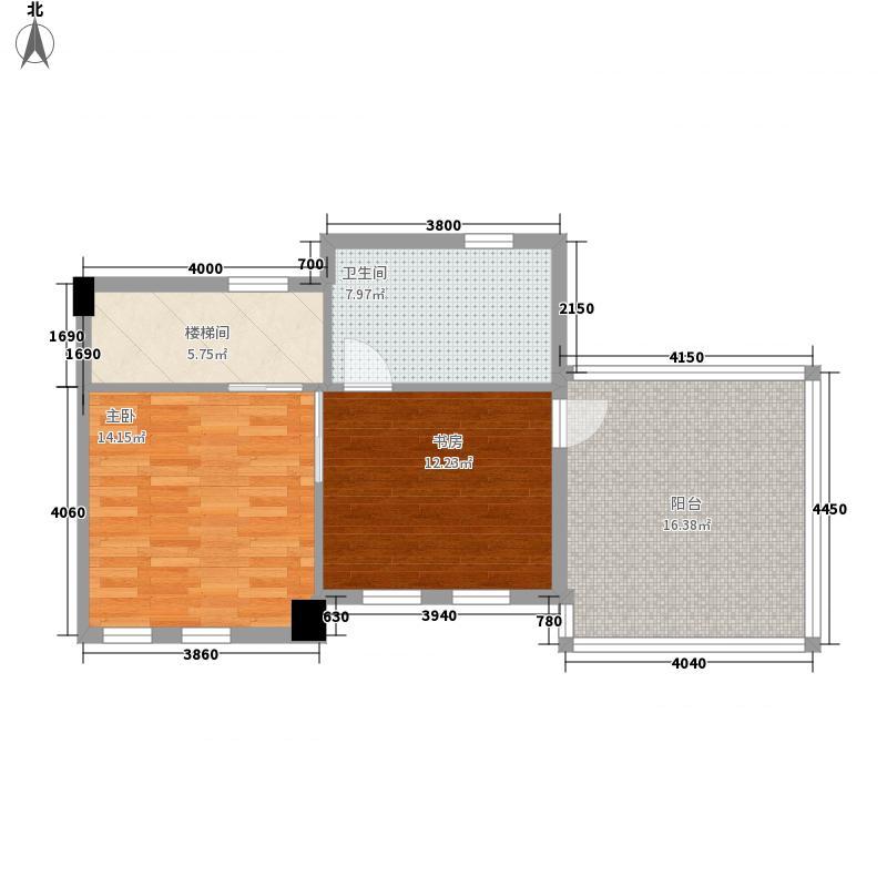 世界穆斯林城175.80㎡精品洋房二层户型5室2厅2卫1厨