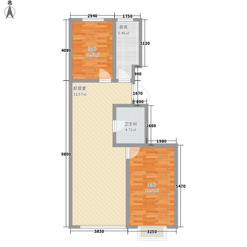 万象52097.11㎡万象520户型图G197.11平米户型10室