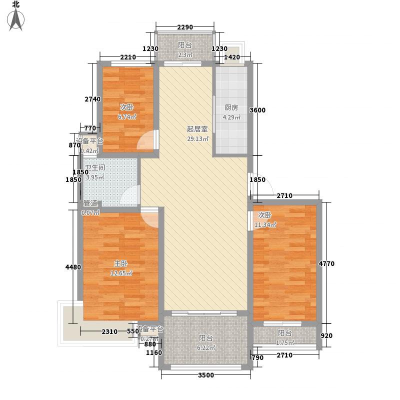 枫景家园枫景家园户型图3室2厅1卫1厨户型10室