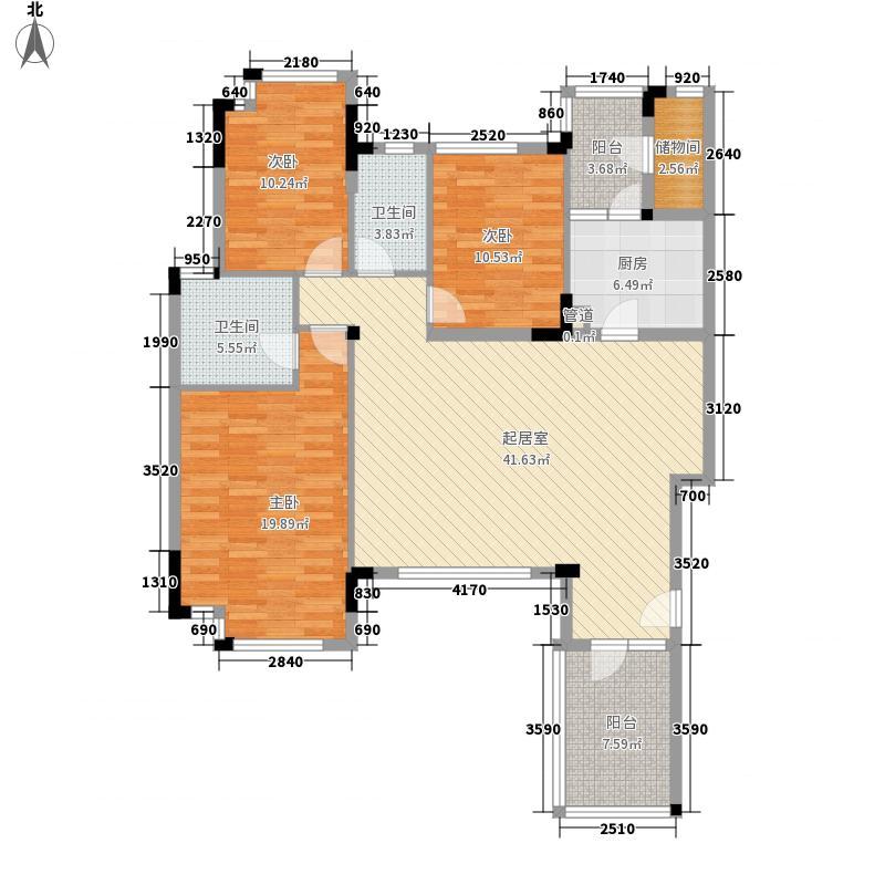 万科城市高尔夫花园别墅万科城市高尔夫花园别墅户型图A2-23室2厅2卫户型3室2厅2卫