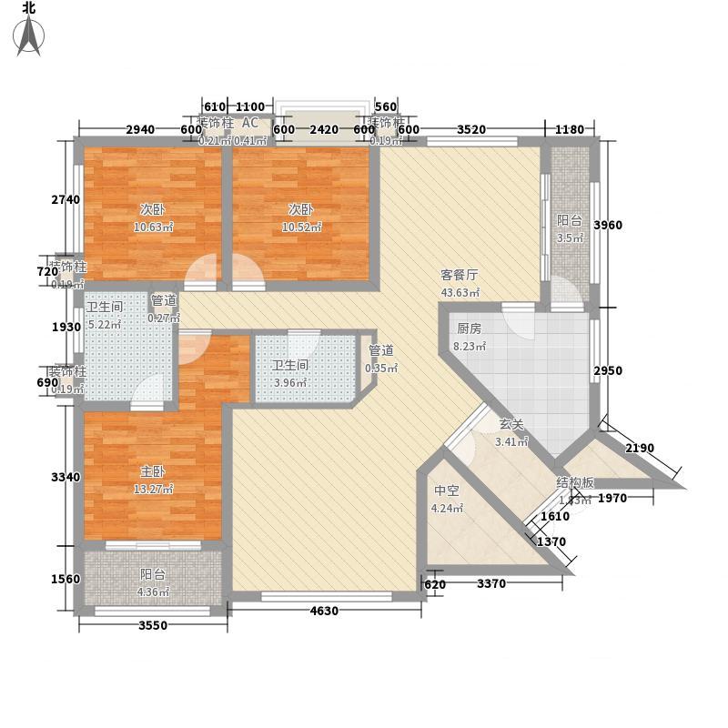 上海 名都城二期(名都古北) 户型图