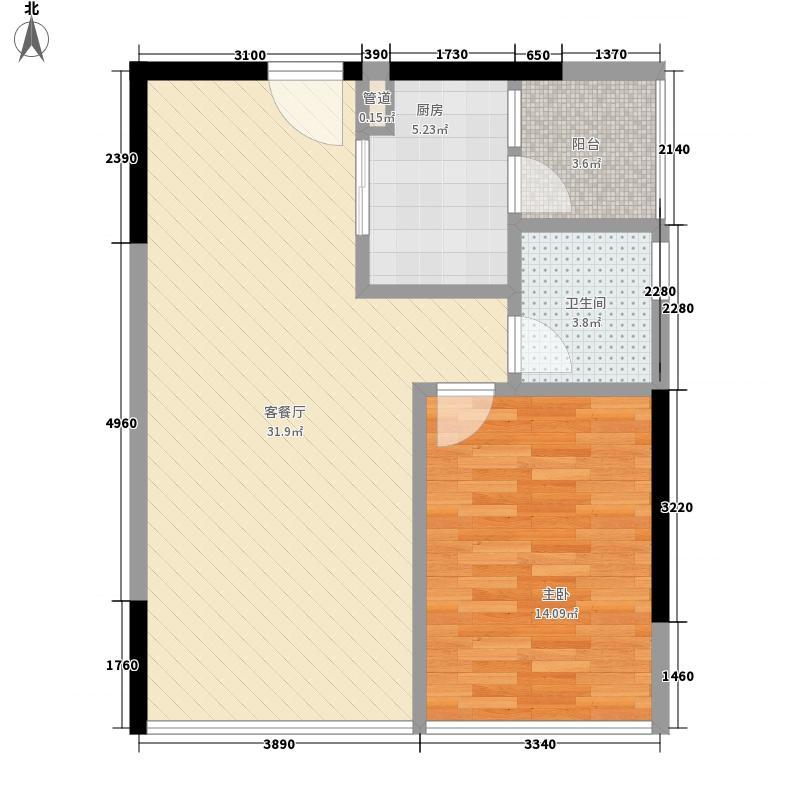 龙园山庄龙园山庄1室户型10室