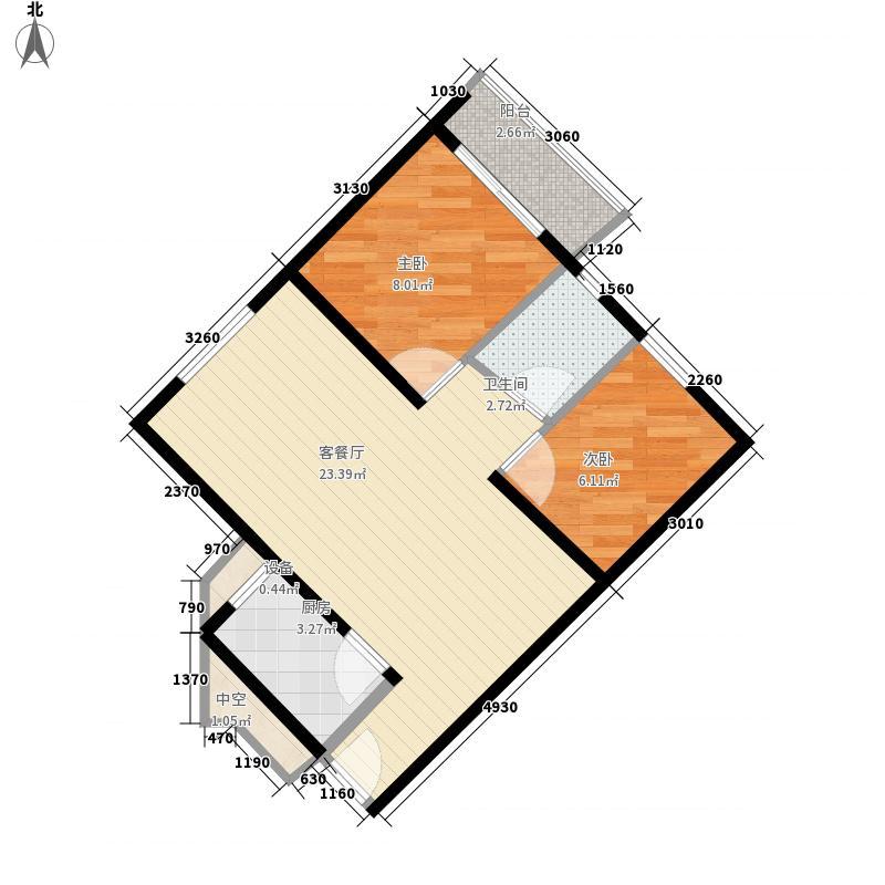 龙园山庄龙园山庄户型图户型图2室2厅1卫1厨户型2室2厅1卫1厨