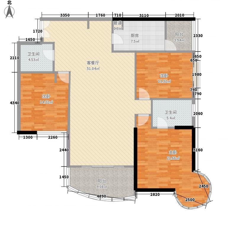 盛世凯旋宫184.33㎡B2户型