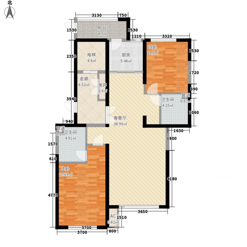 上和园著127.13㎡上和园著户型图10#12#高层户型图2室2厅2卫户型2室2厅2卫