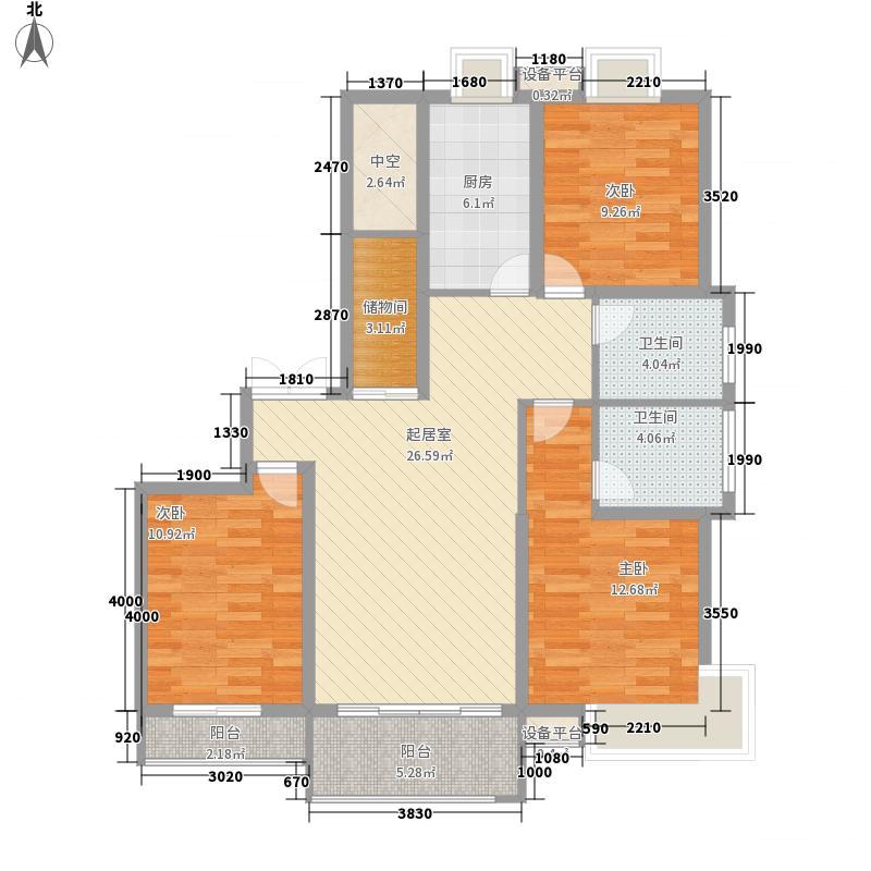 枫景家园枫景家园户型图3室2厅2卫1厨户型10室