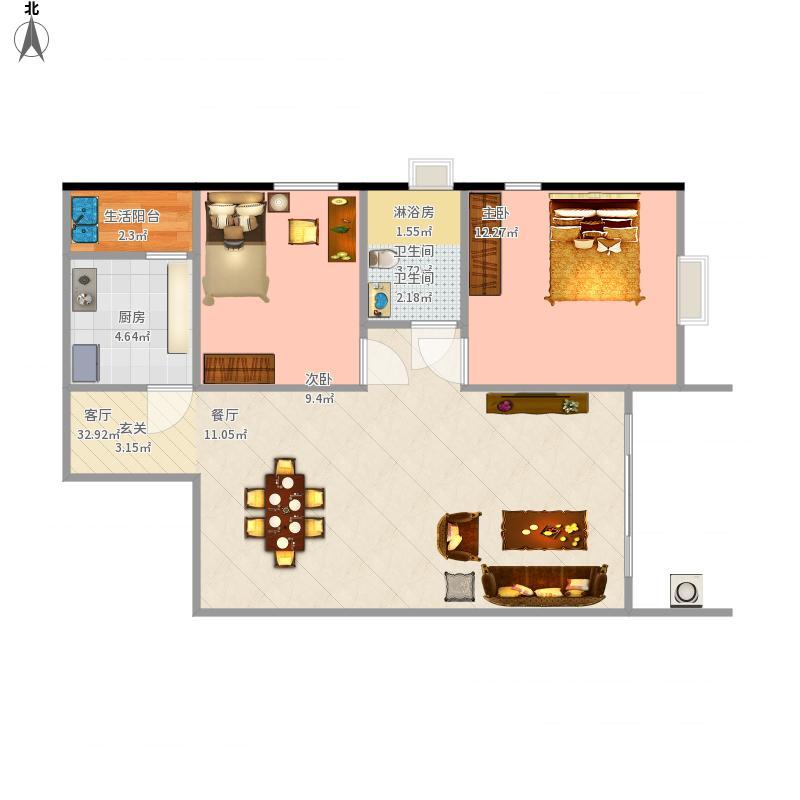 中山-领域名苑二期-设计方案