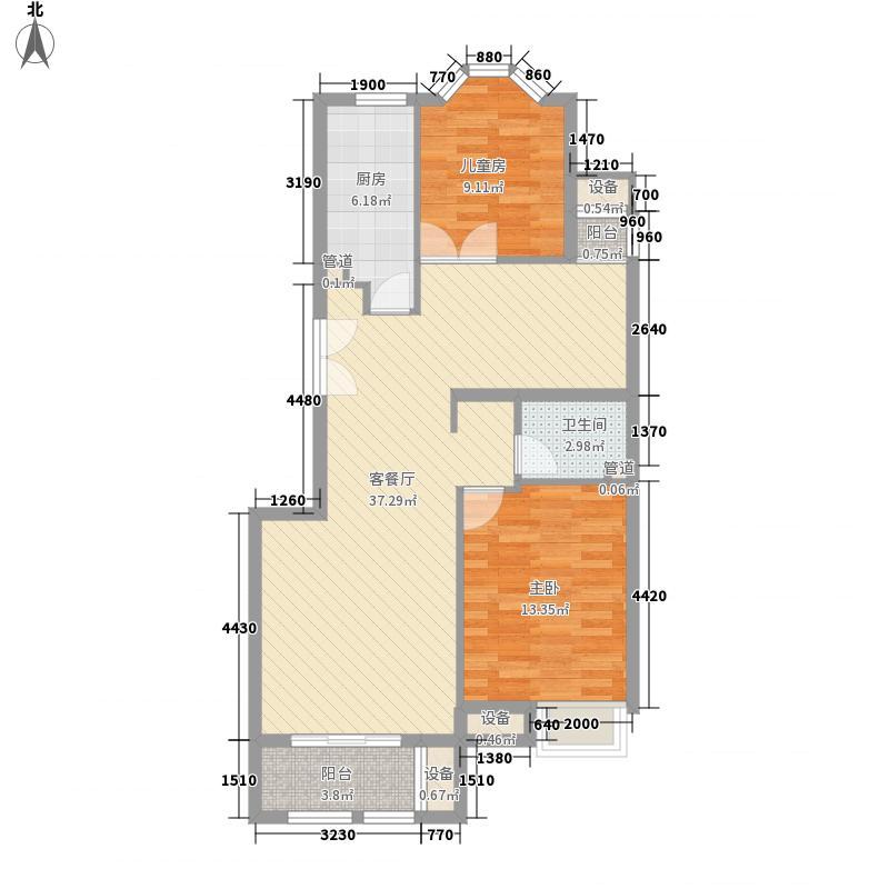 中海城中海城户型10室