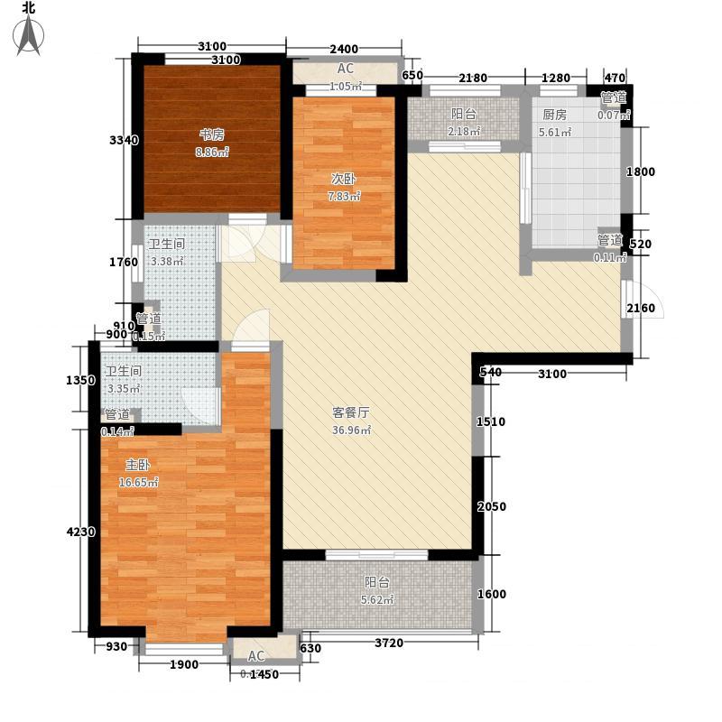 海伦国际18号楼2单元03户型