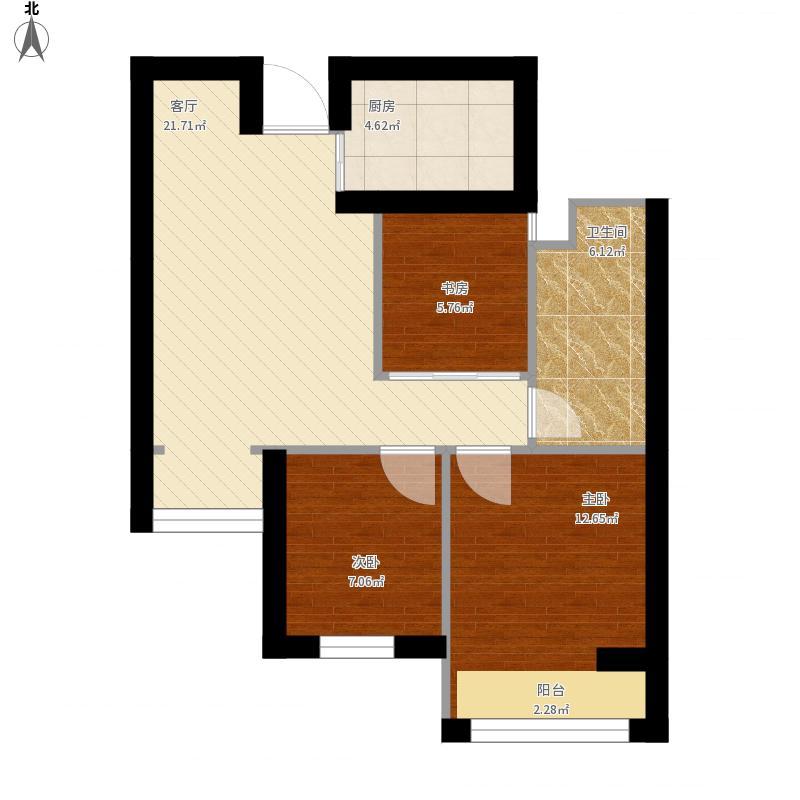 南京-平治东苑4-P2-设计方案