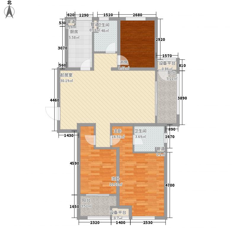 新城公馆新城公馆0室户型10室