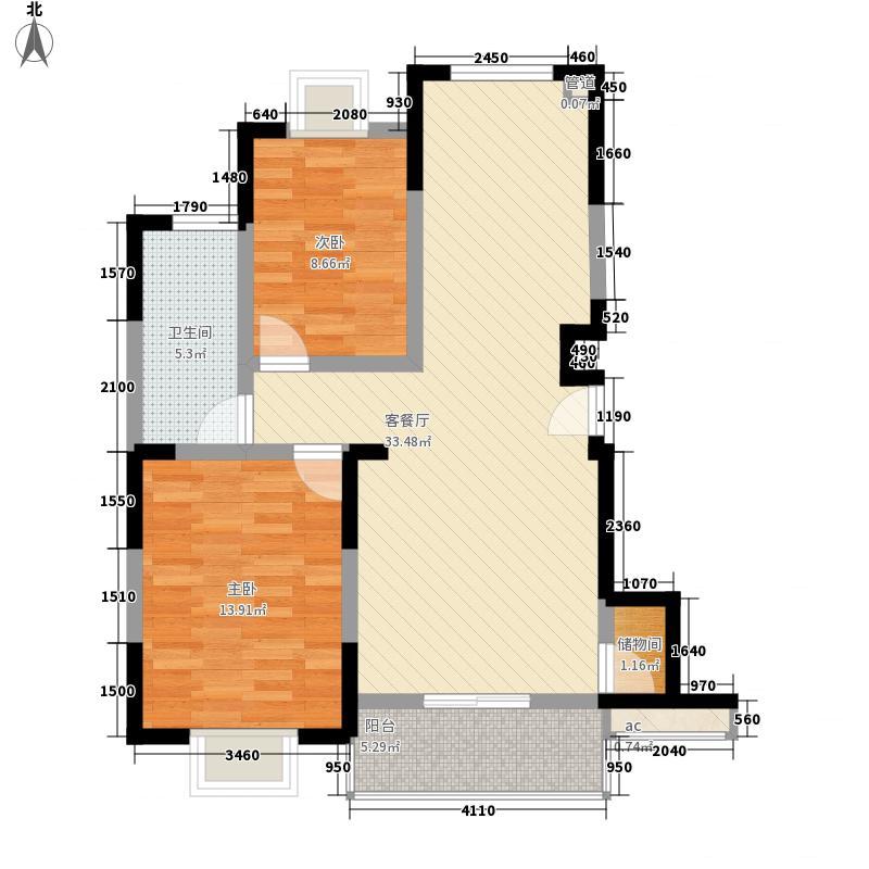 华德名人世家98.00㎡华德名人世家户型图户型a小高层型2室2厅1卫1厨户型2室2厅1卫1厨